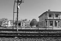 In 1840, the Louisa Railroad came to Gordonsville. In 1850 the Louisa Railroad was renamed the Virginia Central. The Orange and Alexandria Railroad joined ...