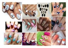 """""""nail art"""" by itsrenaesmith on Polyvore featuring beauty"""