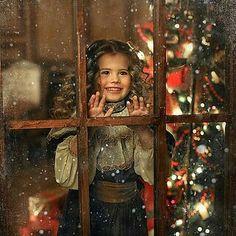 The joy of Christmas.