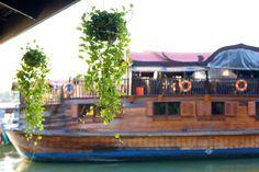 Anantara Riverside hotel Bangkok.