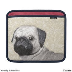 Mops iPad Sleeve