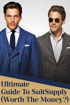 Gents, I've broken down this guide into the 8 key areas that if you get a great fit in will come together to guarantee your suit makes you look like a million bucks. Real Men Real Style, Real Man, Suit Fit Guide, Mens Suits, The Borrowers, The Man, Gentleman, Personal Style, How To Look Better
