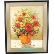 Oil Painting Picture Frame Hidden Spy Camera with Built In DVR and WiFi