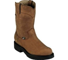 Men's JUSTIN BOOTS AGED BARK GORE-TEX 6604,11 D US Justin Boots. $203.95