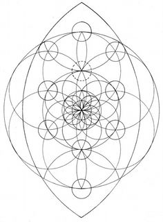 sacred geometry, tree of life, yoni / Sacred Geometry <3