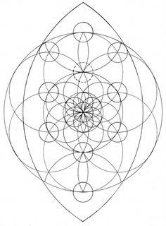 sacred geometry, tree of life, yoni / Sacred Geometry <3