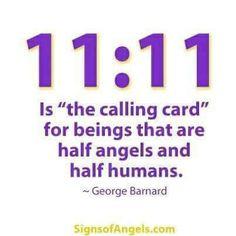 Human and Angel...