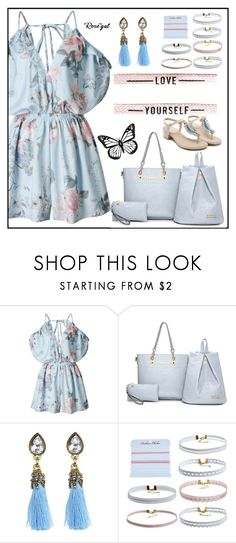 """""""ROSEGAL"""" by imsirovic-813 ❤ liked on Polyvore"""