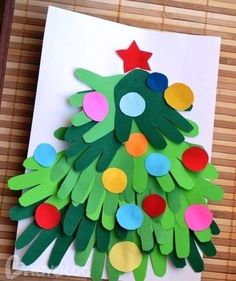 DIY Christmas with toddlers