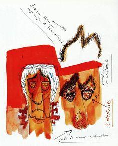 1969 - Satyricon - Trimalcione | Fondazione Federico Fellini