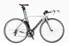 Bianchi D2 Pico Crono Triathlon Carbon - Shimano Ultegra 2012 Y2B40IXT - TheBikeShop.de
