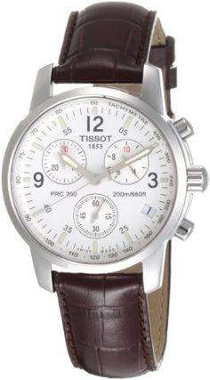 Tissot T17151632 – Reloj de caballero de cuarzo, correa de piel color marrón | Your #1 Source for Watches and Accessories