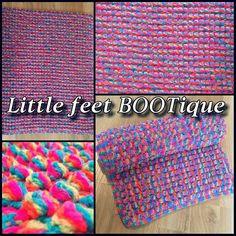 #crochet #crochetlove #crochetbaby #crochetblanket #babygift #newbaby #warmbaby #pramblanket #custommade #babyblanket #brightpink #brightcolours #rainbow #pompomstitch #pompomblanket #bobbles #patonsfab #patonswool #fruityspraypaint #newbabypresent #itsagirl #bobblestitch #neon #pinkbluegreenorange by littlefeetbootique