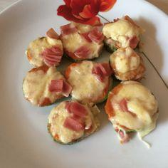 Pizza de Calabacita Snack, Potato Salad, Potatoes, Keto, Ethnic Recipes, Food, Pizza Recipes, Easy Food Recipes, Hamburgers