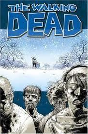 The walking dead series.