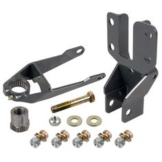 SYNERGY MANUFACTURING :: Jeep JK :: Synergy Jeep JK Front Track Bar & Sector Shaft Brace Kit