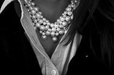 I prefer pearls over diamonds :)