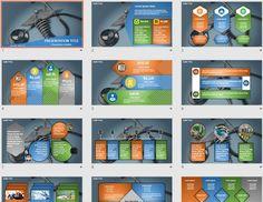 stethoscope PowerPoint by SageFox