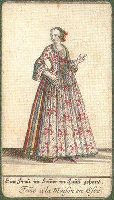 Nombre (Deck):Costumes of Ausburg. País (Country): Alemania (Germany). Fabricante (Made ): Jeremias Wolff. (Date):1.720. BARAJA ORIGINAL. ORIGINAL CARDS