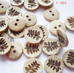 Find More Buttons Information about 13mm White coconut leaves wood buttons for craft sewing mixed crystal handmade diy gift/Clothes/jewelry/headwear,High Quality button heart,China button line Suppliers, Cheap coconut shell button from Playful beauty department store on Aliexpress.com