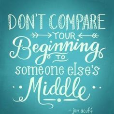 Words to Remember! Comparison is the thief of JOY! #Truth #Quotes #Words #Sayings #Life #Inspiration