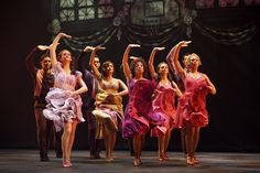 West Side Story - The Gas South Broadway Series - Dance Informa ...