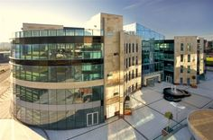 Revestimiento de fachada - sistema masa - citygate park