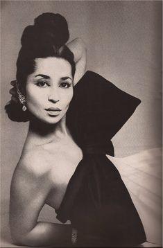 China Machado, c. 1964