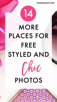 14 More Places for FREE Styled and Chic Stock Photos – My previous post on 18…