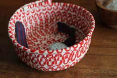 the     shingled     house : How To Make A Cord Vessel