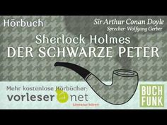 Sherlock Holmes: Der schwarze Peter (Hörbuch)