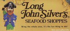 Long John Silver's - 1970s