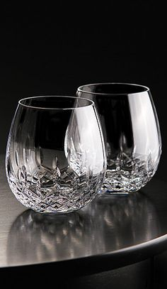 Waterford Lismore, Waterford Crystal, Red Wine Glasses, Whiskey Glasses, Crystal Glassware, Gifts For Wine Lovers, Decoration Table, Kitchen Items, Glass Design