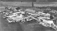 N.V. Machinefabriek en reparatiebedrijf J.H. Keller Rotterdam - Schaardijk.