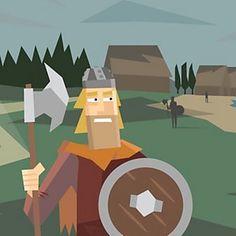 Who were the Vikings?   KS2 History - BBC Bitesize Vikings Ks2, Bbc, Medieval, History, Ideas, Mid Century, Middle Ages, Historia
