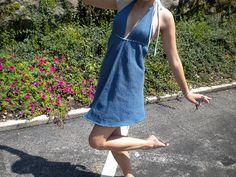 Ravelry: Herringbone Summer Dress pattern by Mamakass