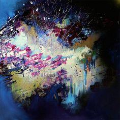 Glass Animals - Flip  ▍Юная художница Мелисса МакКракен (Melissa McCracken) не просто рисует картины, она рисует музыку. Мелисса - синестетик, и у нее есть уникальная способность чувствовать и изображать цвета любых звуков, будь то простое звучание имени или песня по радио, она умеет видеть цифры в цвете и слышать форму предмета. Как это, наверное, удивительно - видеть то, что другие могут только чувствовать!