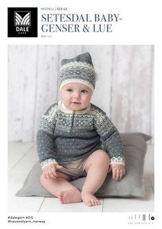 From Dale Garn book 313 Knitting Yarn, Baby Knitting, Crochet Baby, Knit Crochet, Yarn Store, Pattern Books, Baby Kids, Childhood, Sewing