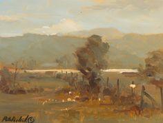 "The creative process: ""Be Still My Soul"" - John Pototschnik Fine Art"