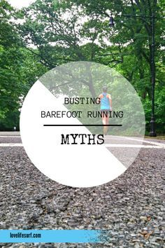 What's the story with barefoot running? Is it good for you? Is it safe?Here's a closer look at barefoot running and some of the common misconceptions about this running technique.