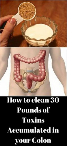 How to clean 30 Pounds of Toxins Accumulated in your Colon | Vitality Point