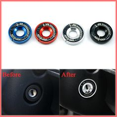 Cheap ring beautiful, Buy Quality stickers cool directly from China sticker grass Suppliers: VW POLO;BEETLE;GTI Ignition Key Ring Dashboard Aluminium Alloy Sticker FOR Volkswagen BLACK RED BLUE SILVER Prod Volkswagen Polo, Vw, Blue And Silver, Red And Blue, Scooter Bike, Polo Blue, Cheap Rings, Aluminium Alloy, Car Accessories