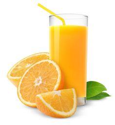 Pomarančový koktail s vínom