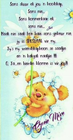Good Morning Messages, Good Morning Wishes, Good Morning Quotes, Lekker Dag, Evening Greetings, Afrikaanse Quotes, Goeie Nag, Goeie More, Happy Birthday Pictures