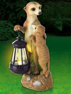 Aurinkokennovalaisin 14,99€ Garden Sculpture, Table Lamp, Christmas Ornaments, Holiday Decor, Outdoor Decor, Animals, Home Decor, Landscaping, Lighting