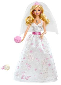 Barbie® Bride Doll
