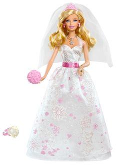 Barbie® Bride Doll