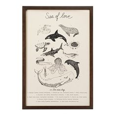 Look what I found at UncommonGoods: Sea of Love for $45.00 - 100.00