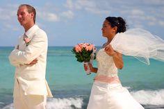 foto de boda en la playa - Buscar con Google