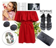 """""""Romwe 2"""" by fashion-addict35 ❤ liked on Polyvore"""